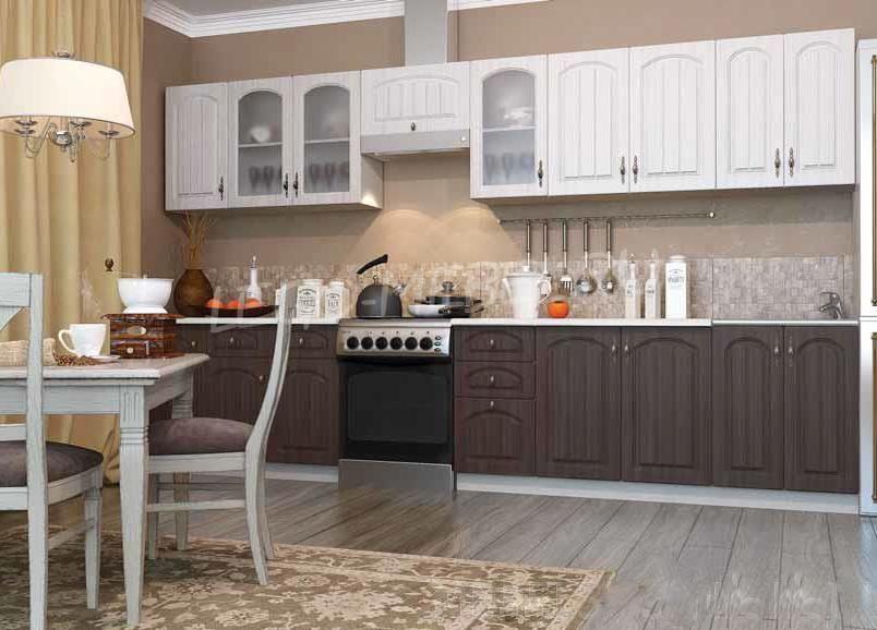 Кухня Монако П 450 Шкаф верхний петли слева