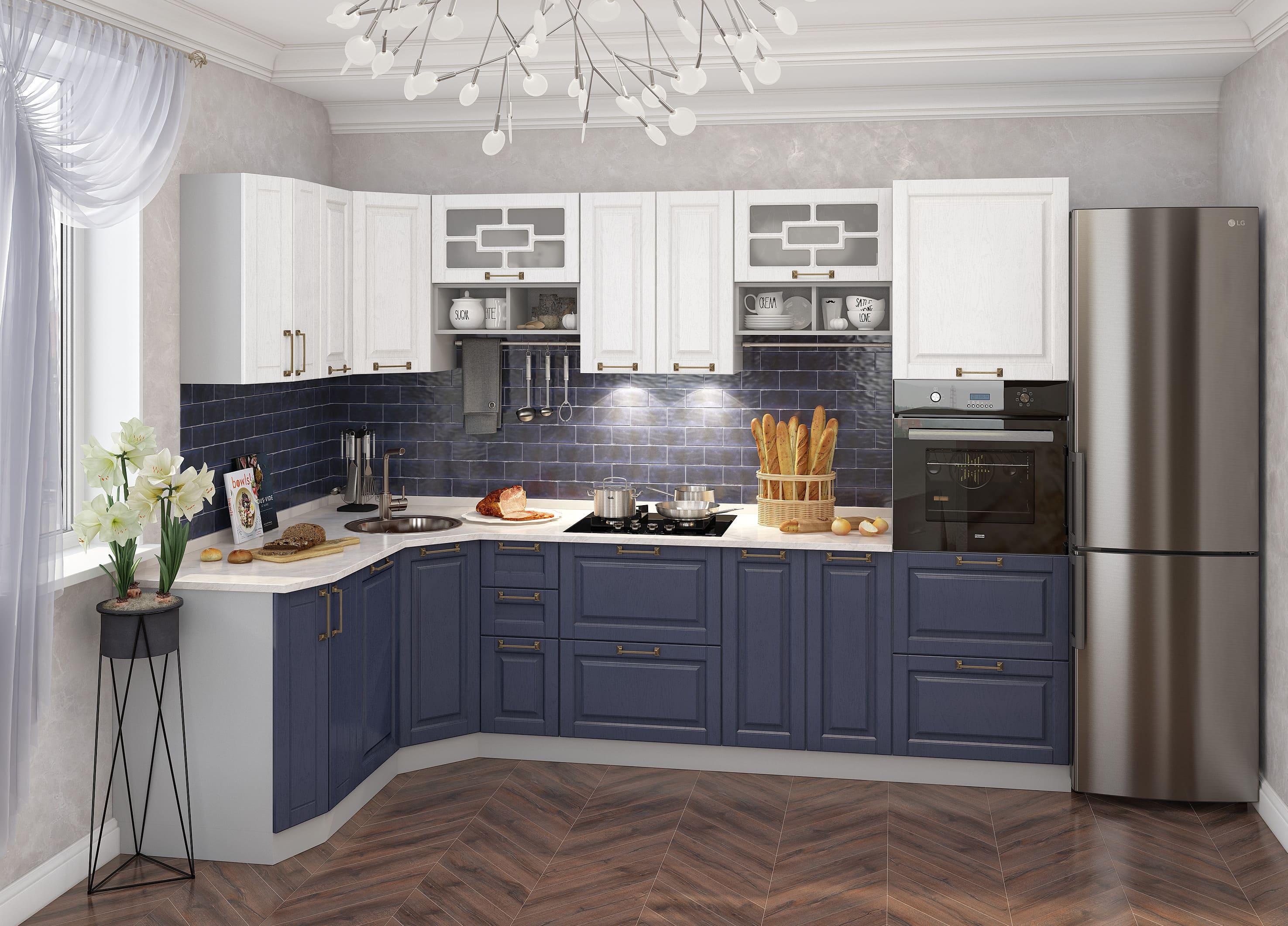 Кухня Гарда 1650*2950