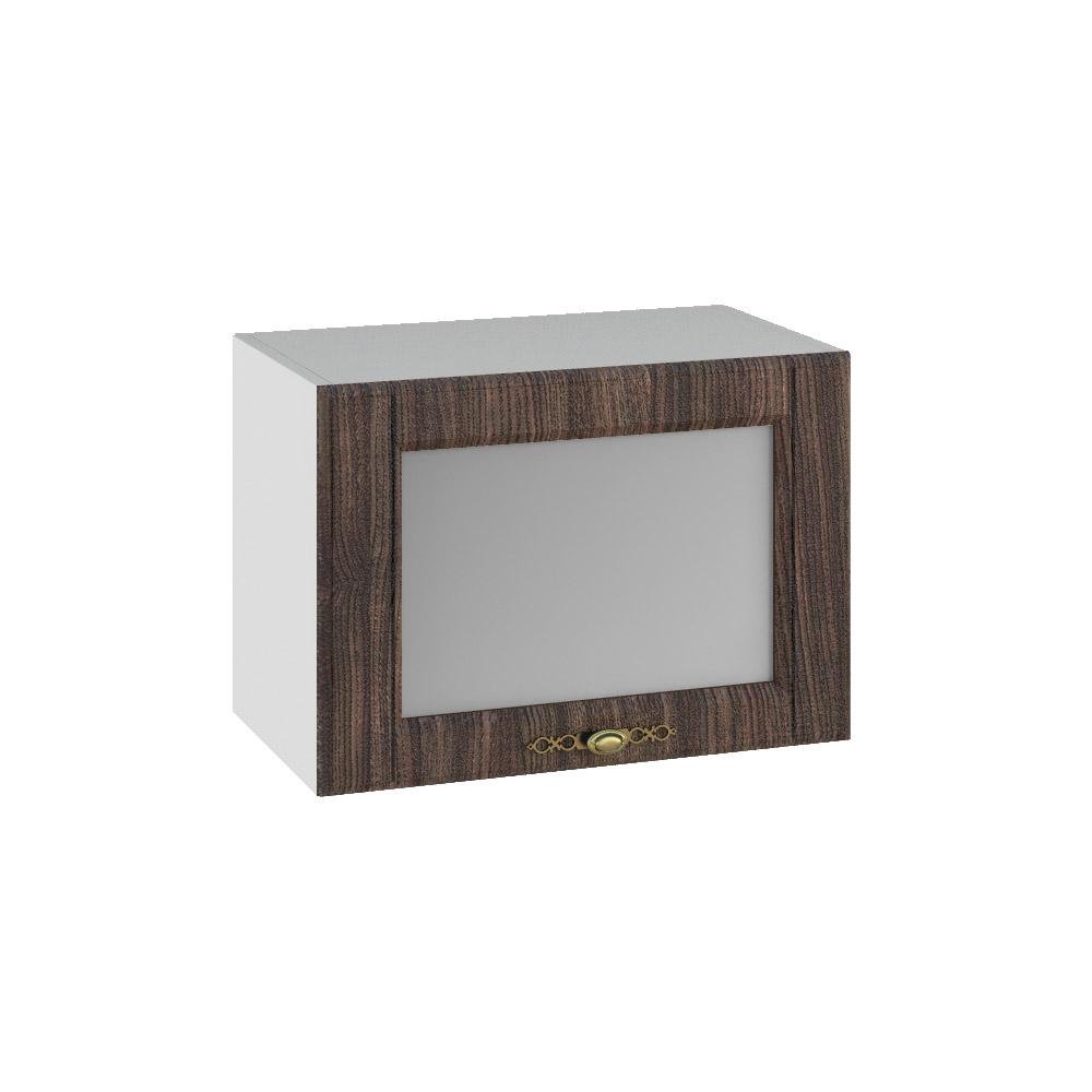 Кухня Империя ПГС 500 Шкаф верхний горизонтальный стекло