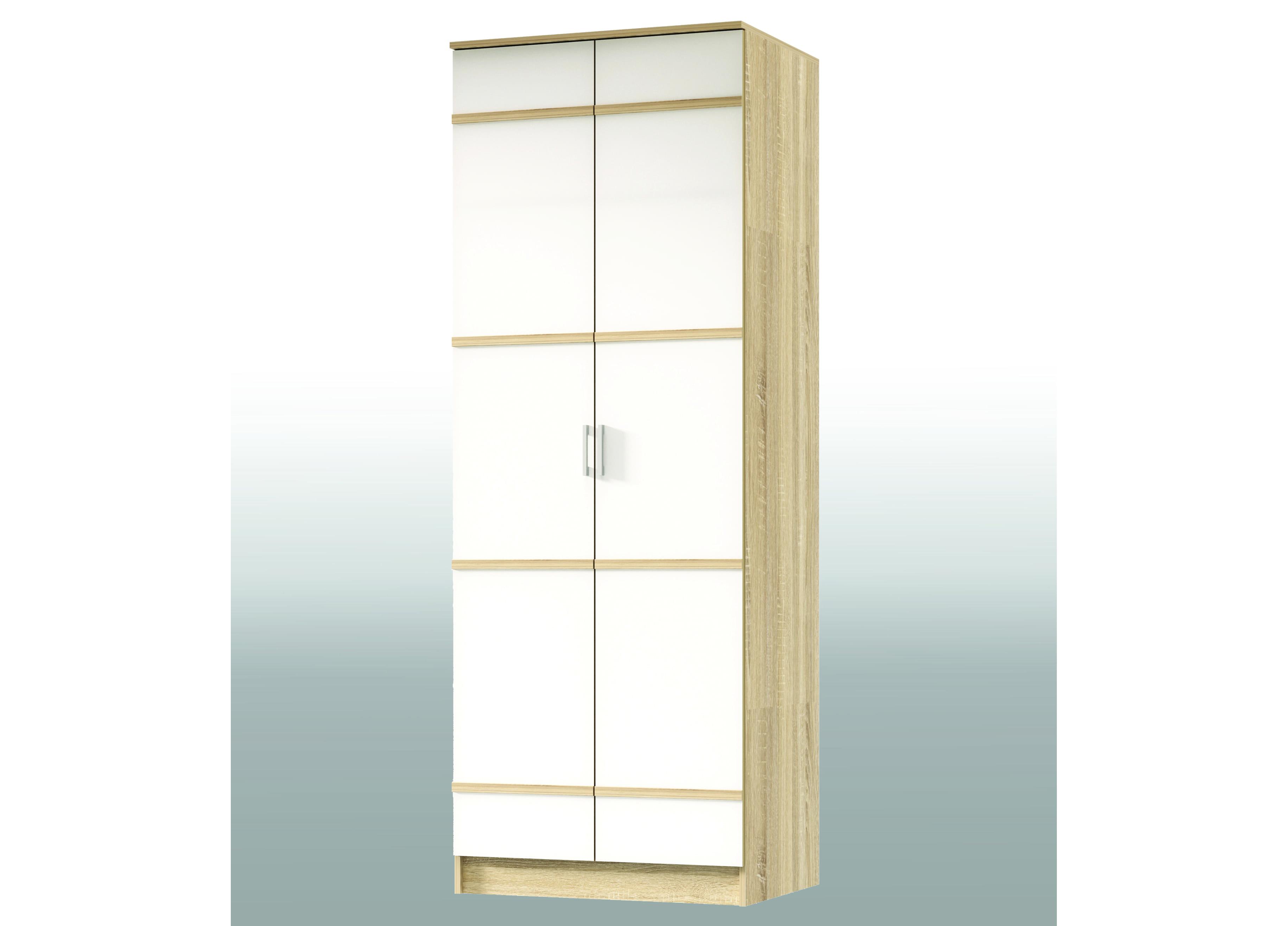 Спальня Сакура Шкаф 2-х дверный