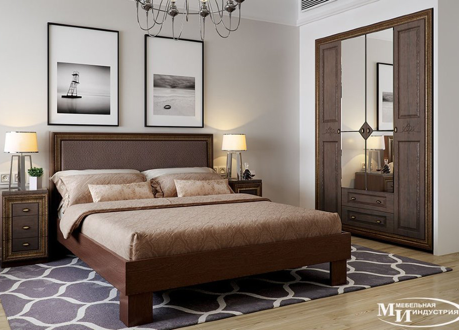 Спальня Версаль 1