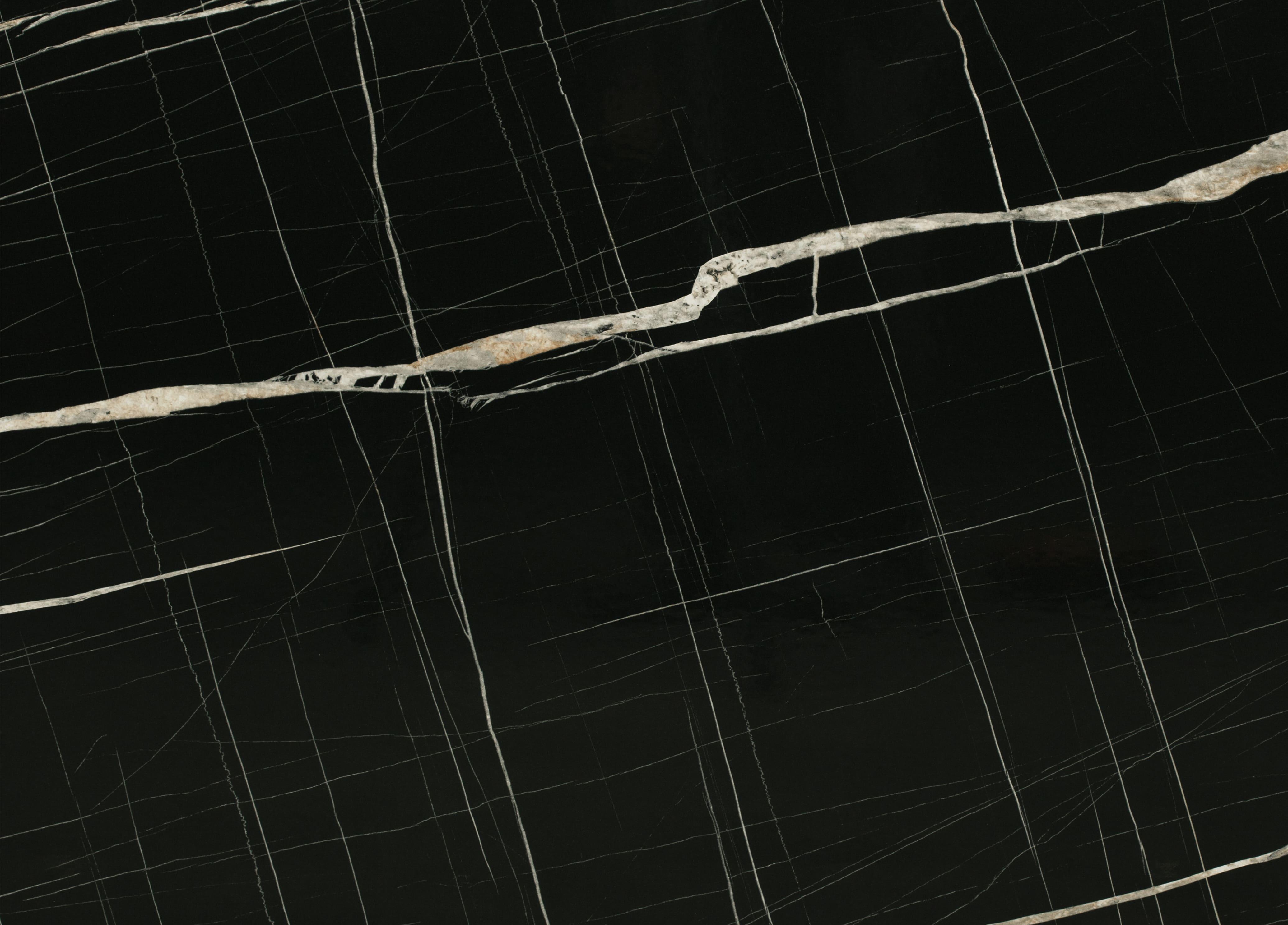 Столешница № 295 чёрный тунис/глянец
