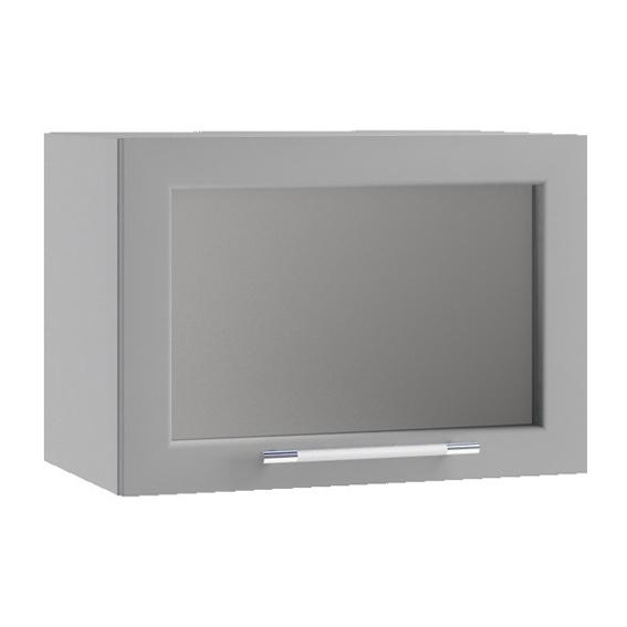 Кухня Маша ПГС 500 Шкаф верхний горизонтальный стекло