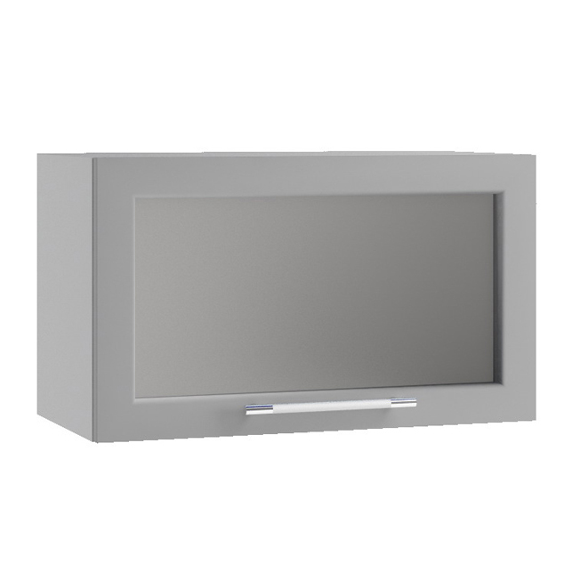 Кухня Маша ПГС 600 Шкаф верхний горизонтальный стекло