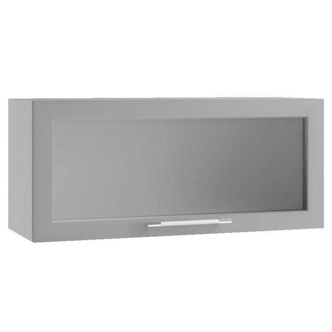 Кухня Маша ПГС 800 Шкаф верхний горизонтальный стекло