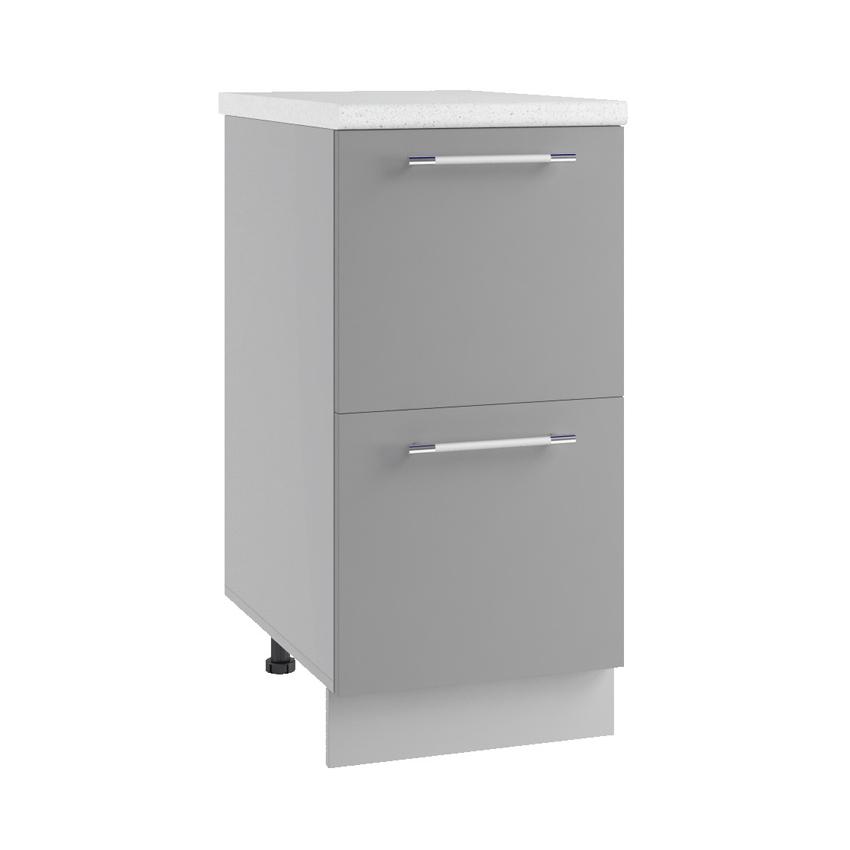 Кухня Маша СК2 400 Шкаф комод 2 ящика