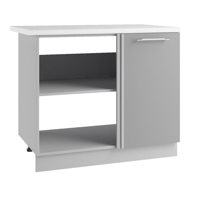 Кухня Маша СУ 1000 Шкаф нижний угловой проходной