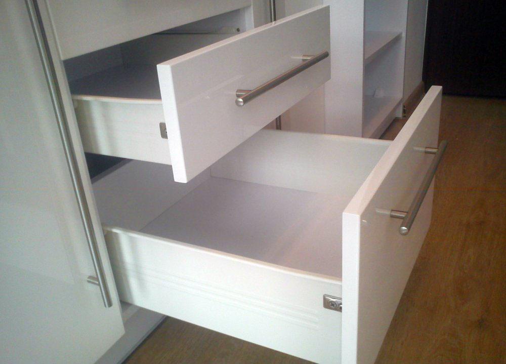 Кухня Флора СМЯ 300 Шкаф нижний ящики с метабоксами