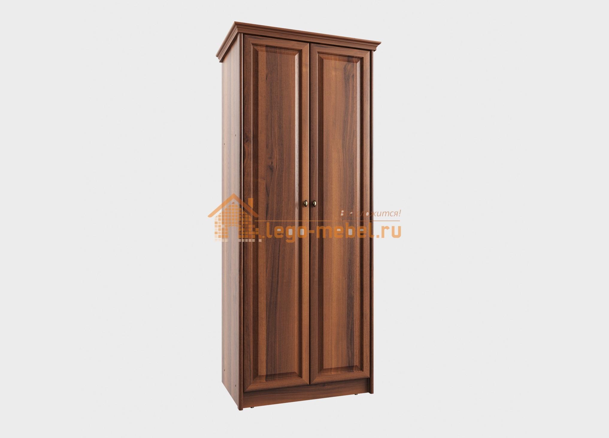 Янна ЯН-01 Шкаф для одежды со штангой