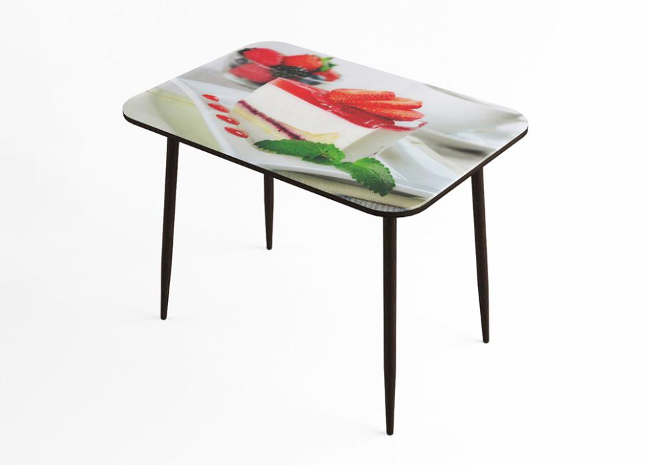 Стол обеденный Десерт стекло