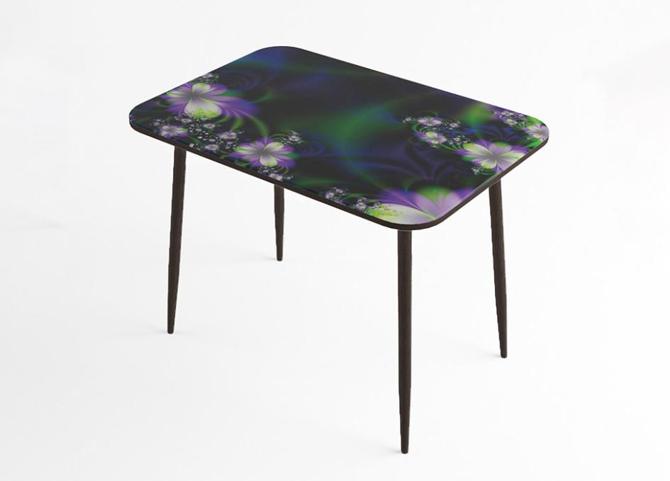Стол обеденный Фантазия стекло
