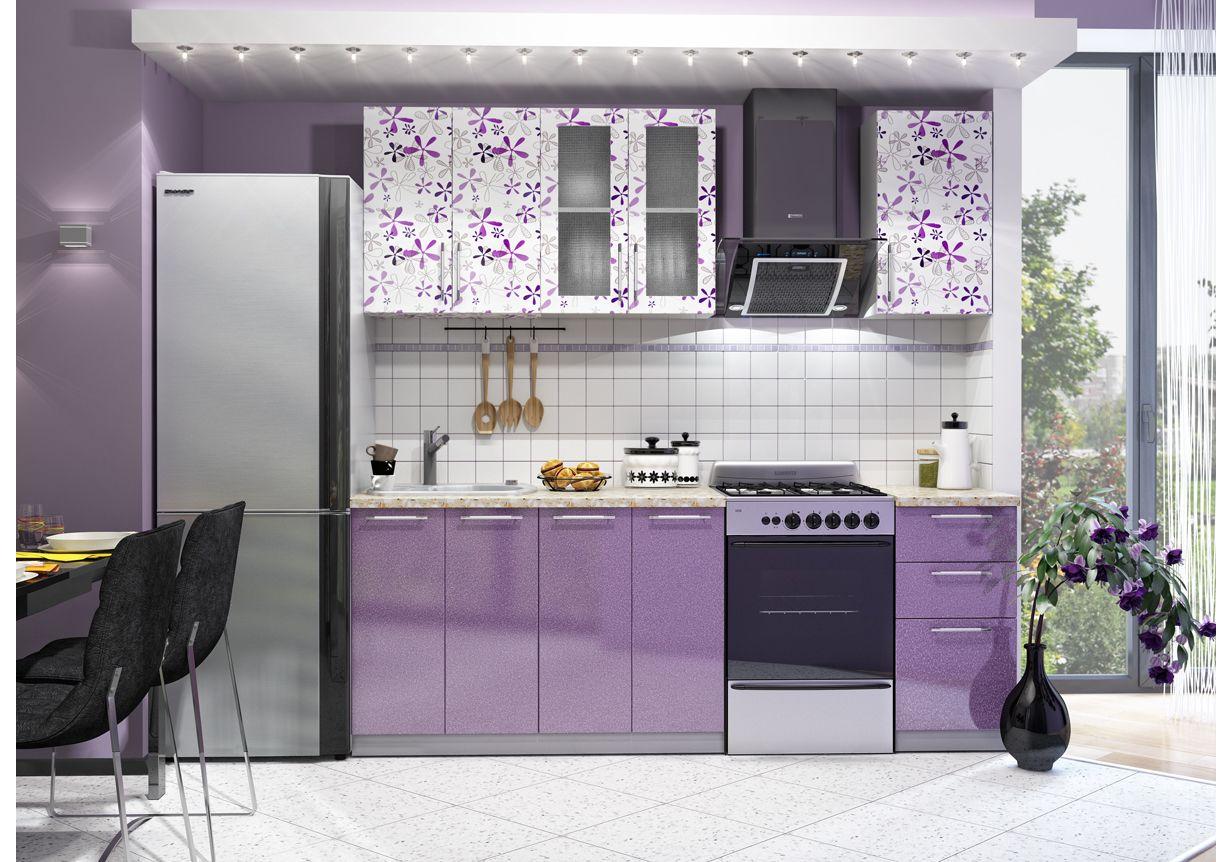 Кухня Флора П 400 Шкаф верхний