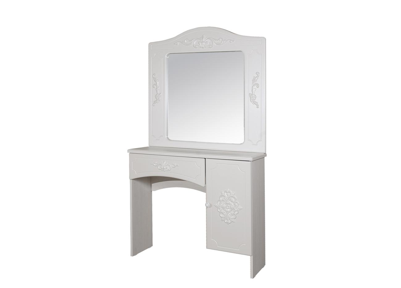 Барокко Столик туалетный №5 с зеркалом