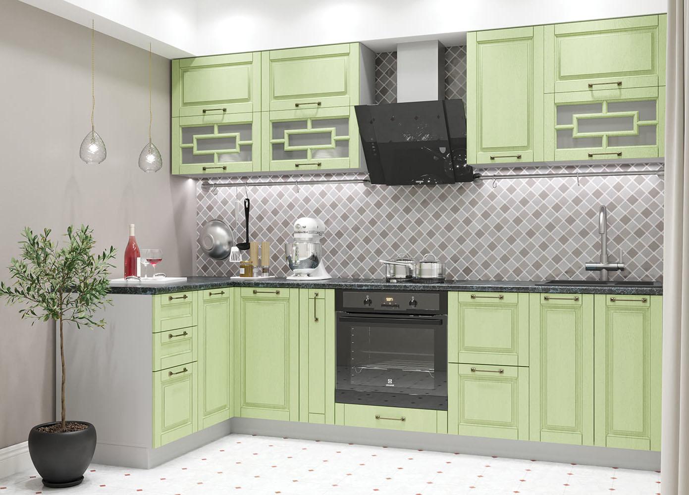 Кухня Гарда 2800*1400