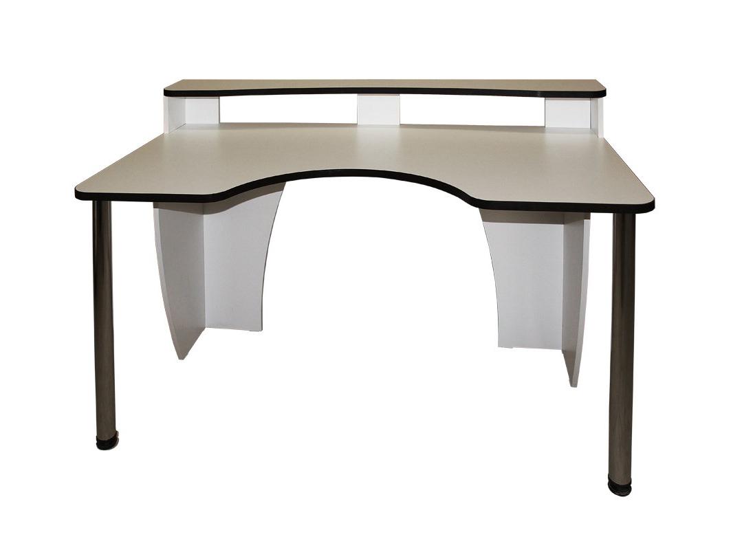 Игровой стол для геймера СК-2 1400*750 с надстройкой