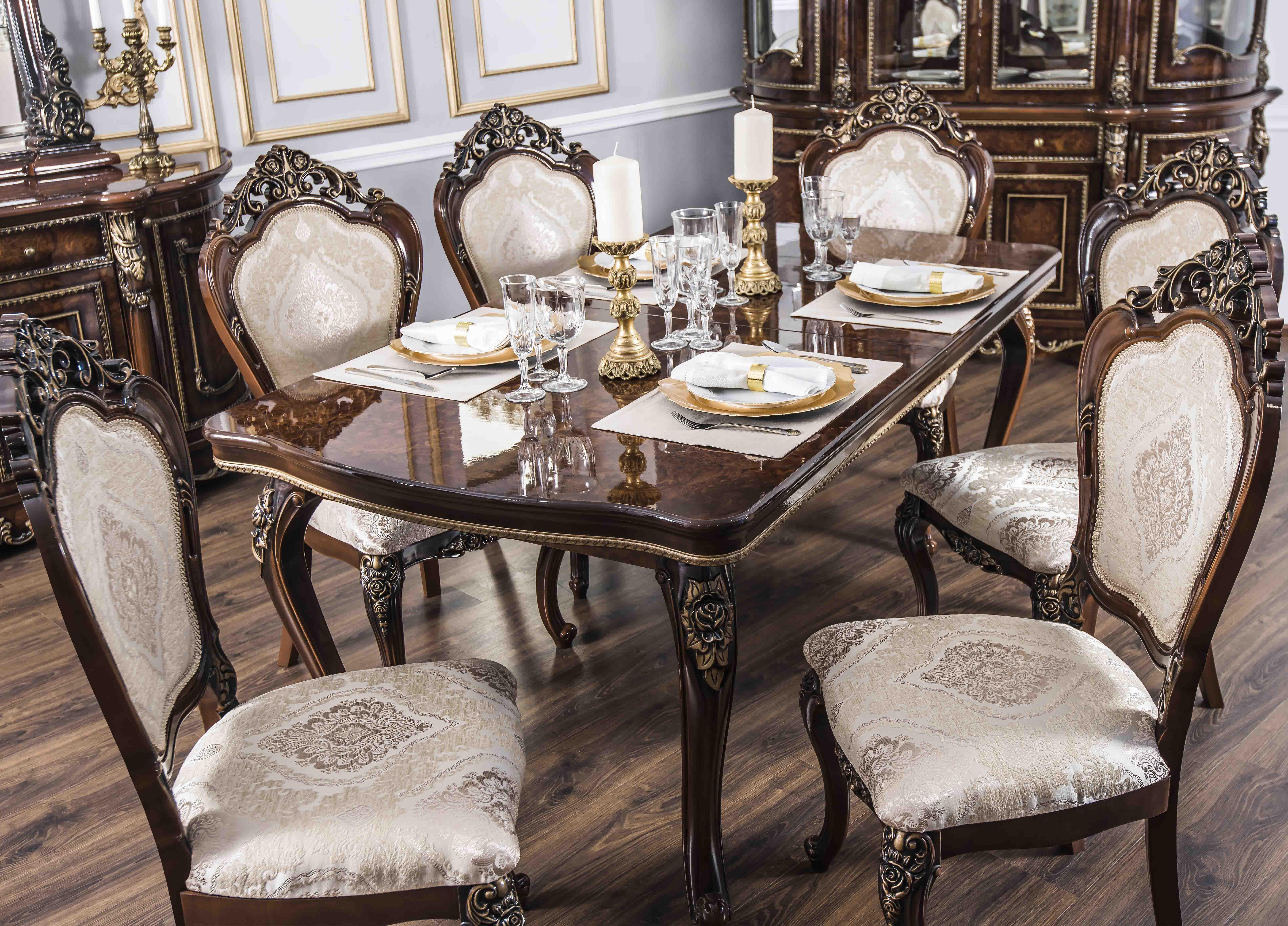 Джоконда Стол раскладной + 6 стульев Джоконда