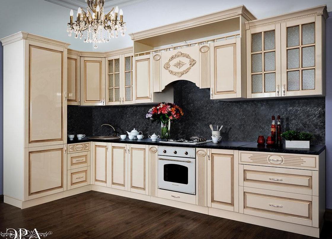 Кухня Верона угловая 4100*1400