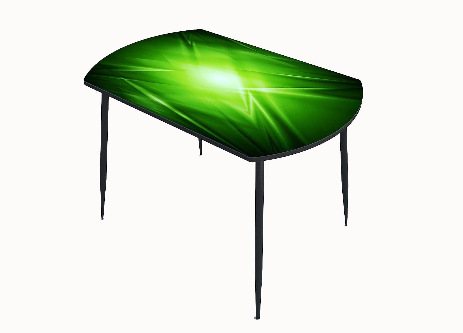 Стол стекло фотопечать Шёлк 046