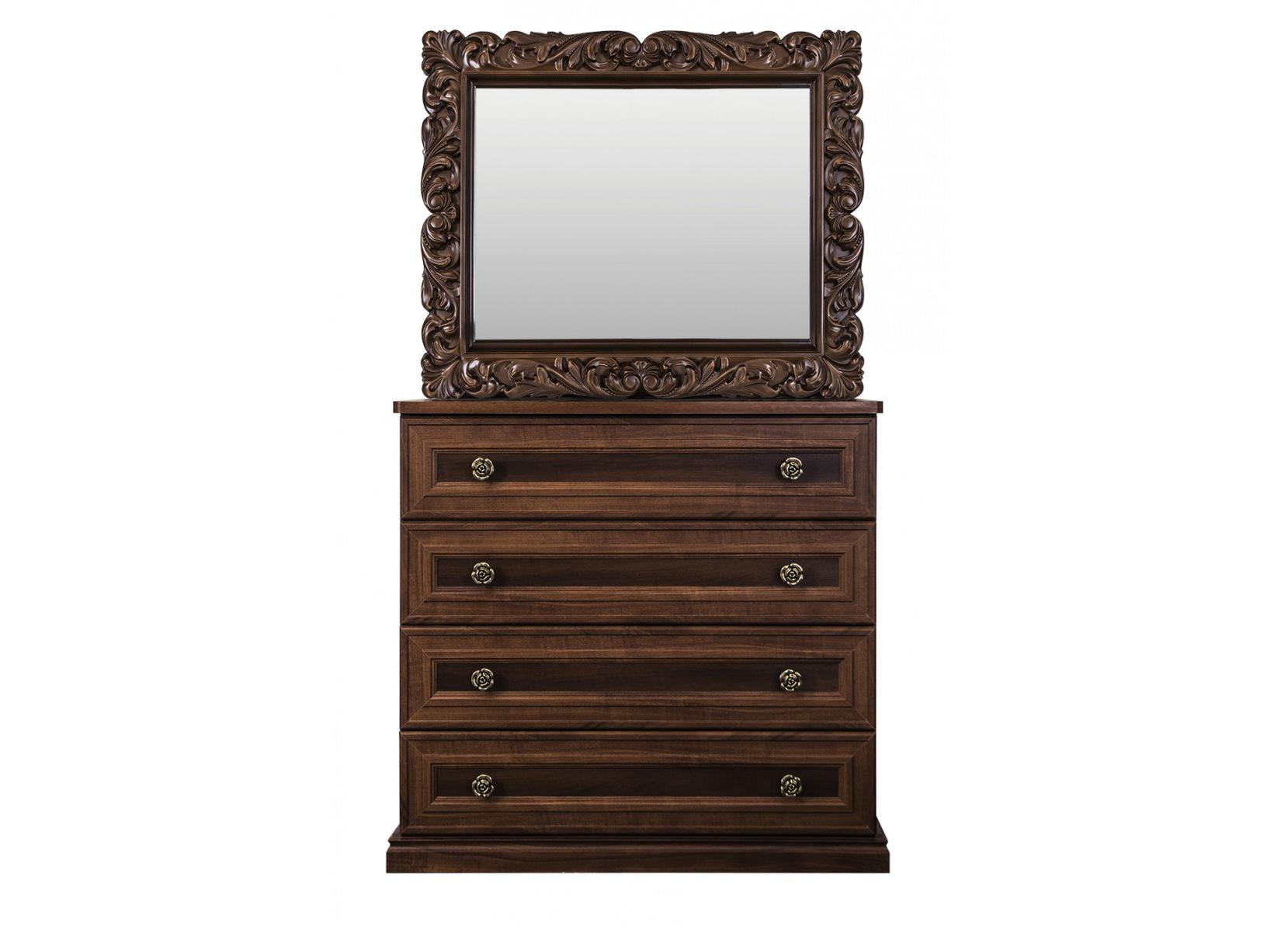 Афина комод с зеркалом