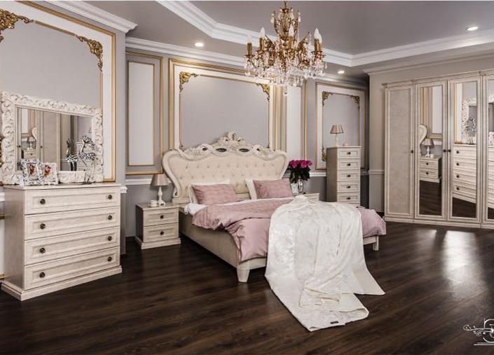 Афина Спальня 1