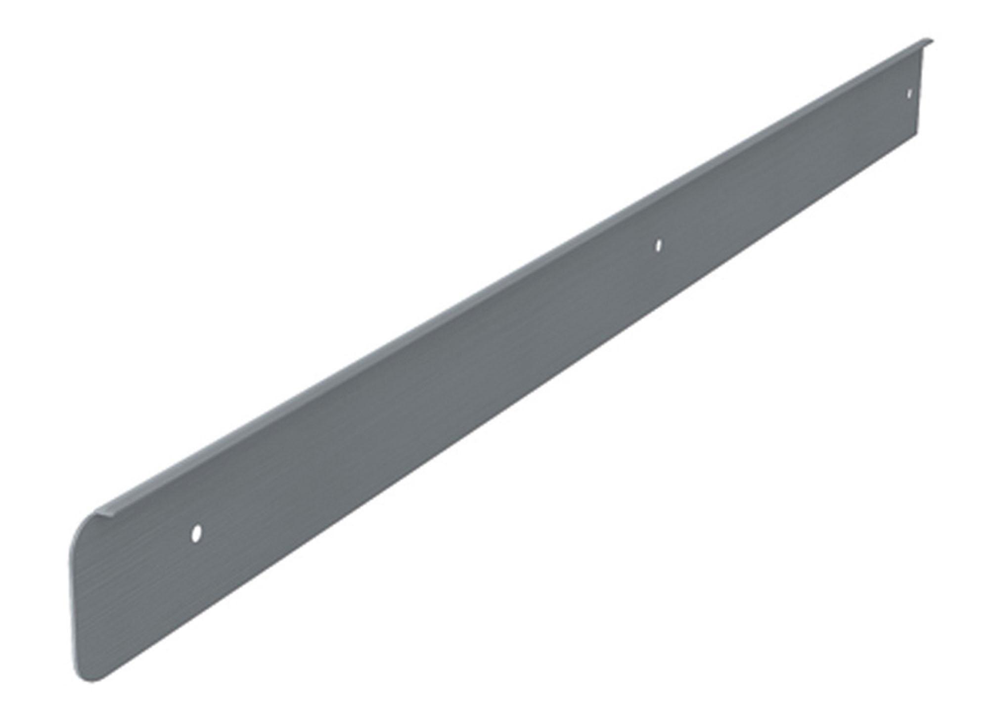 Планка торцевая 28 мм