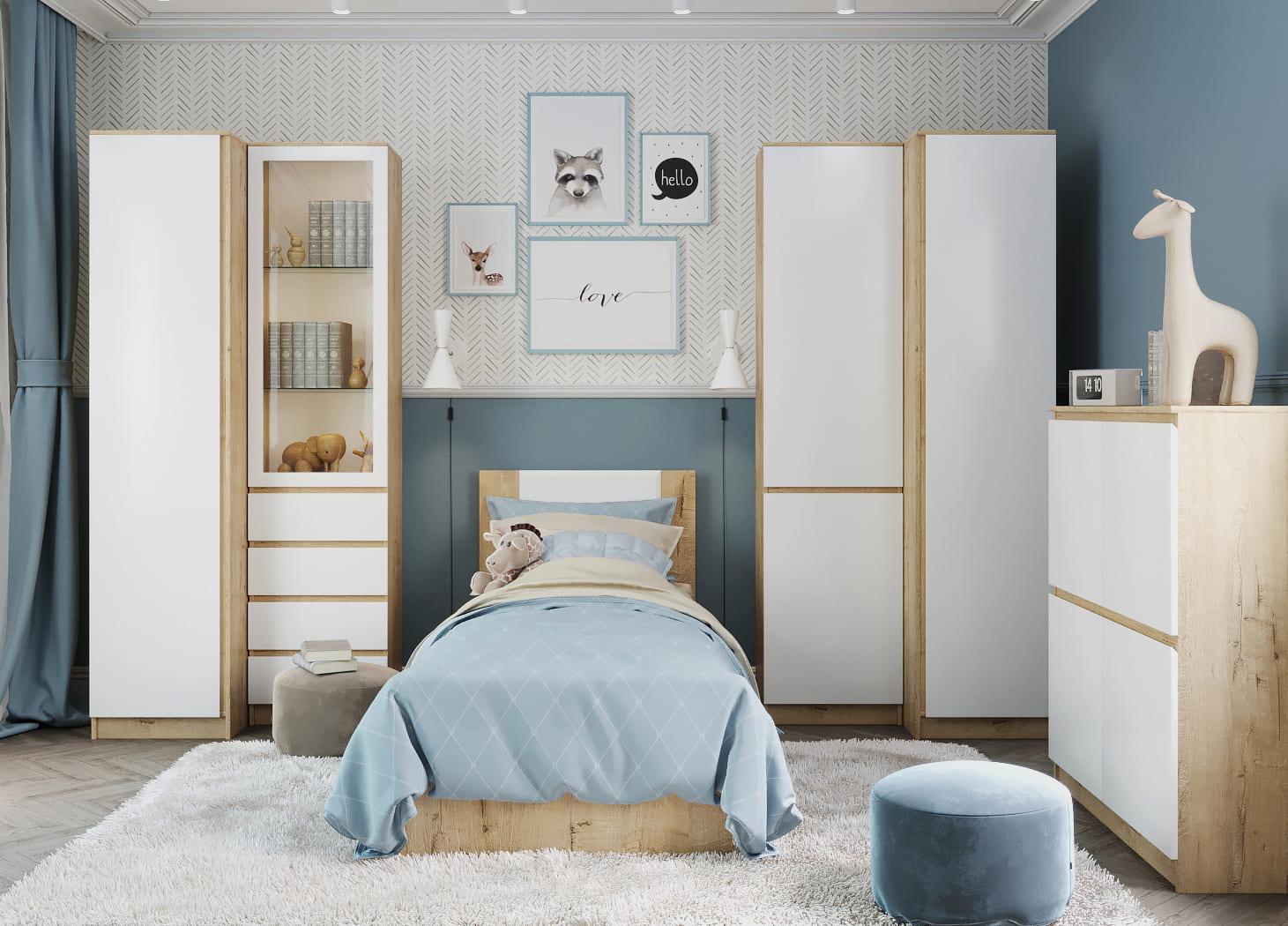 Марли Спальня 1