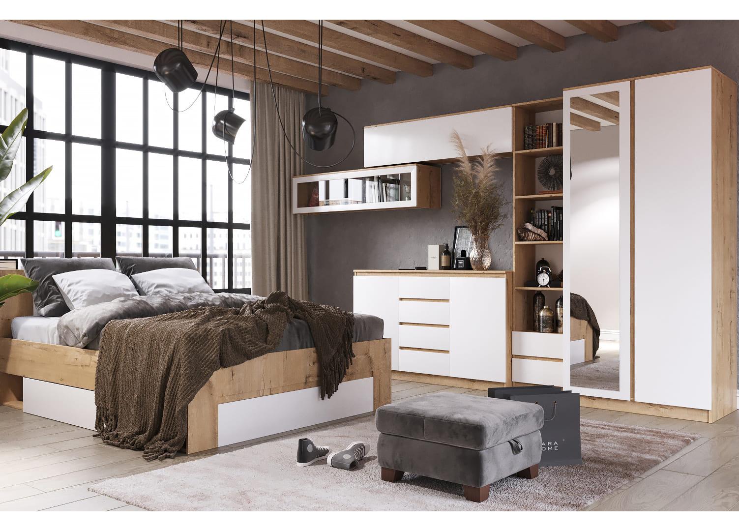 Марли Спальня 4