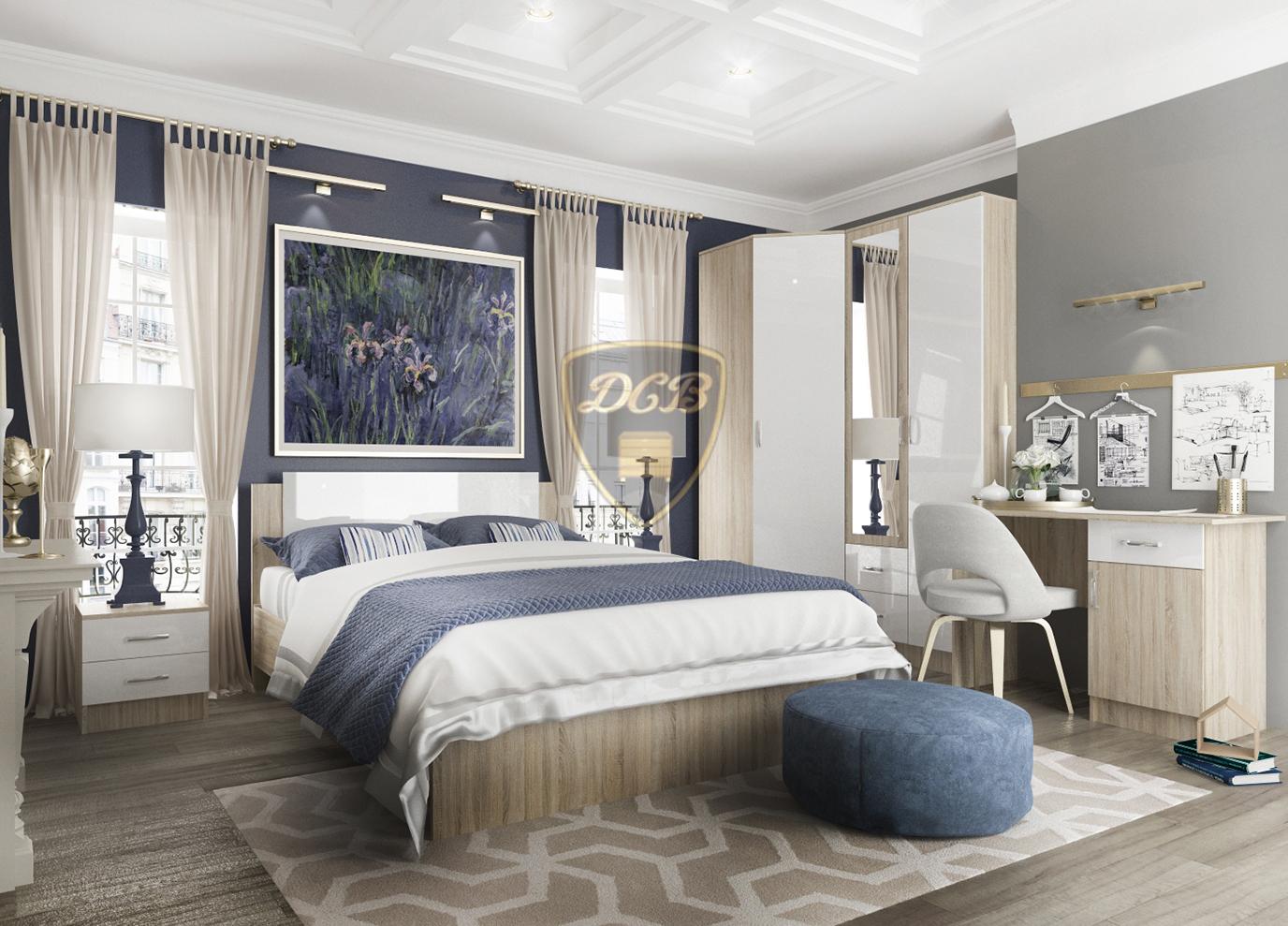 Спальня Софи-6