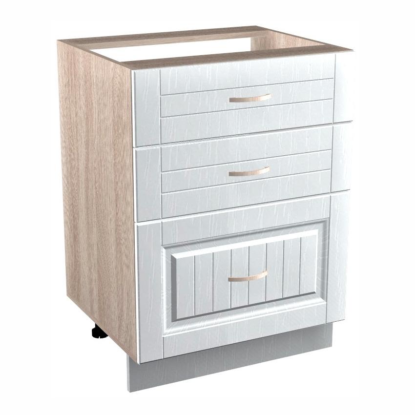 Кухня Кантри Стол СТР 500/3 с ящиками