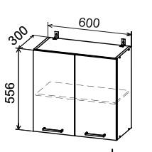 Кухня Дуся ДП 600 Шкаф верхний