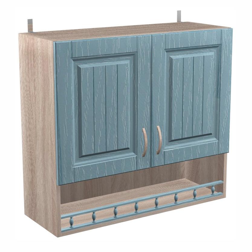 Кухня Кантри Шкаф верхний ШКН 800 П
