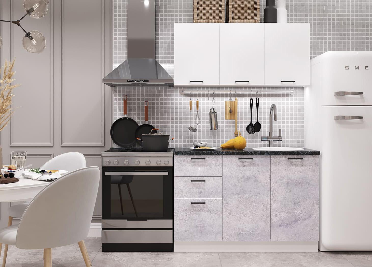 Кухня Дуся 1200