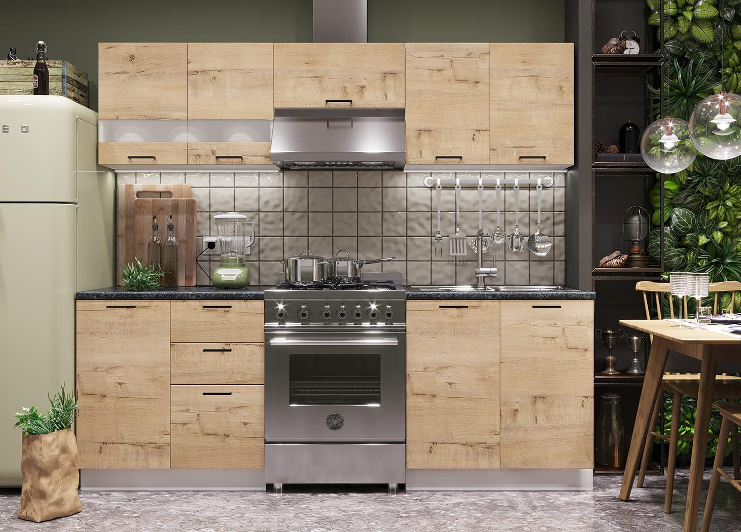 Кухня Дуся 2200