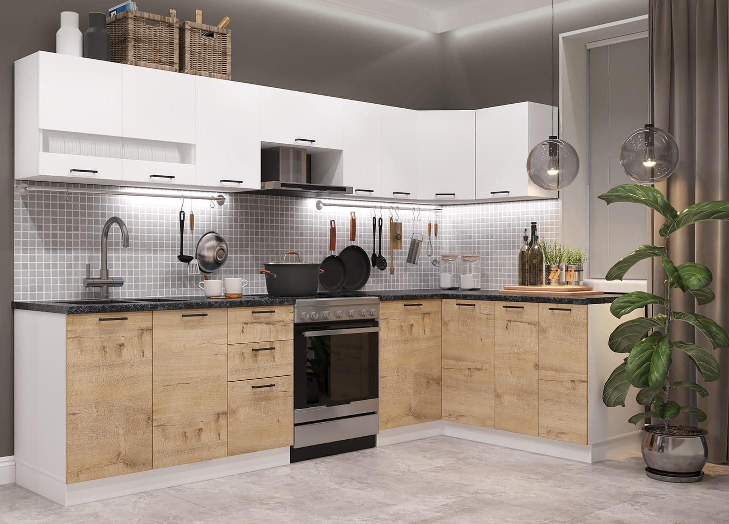 Кухня Дуся 3000*1600