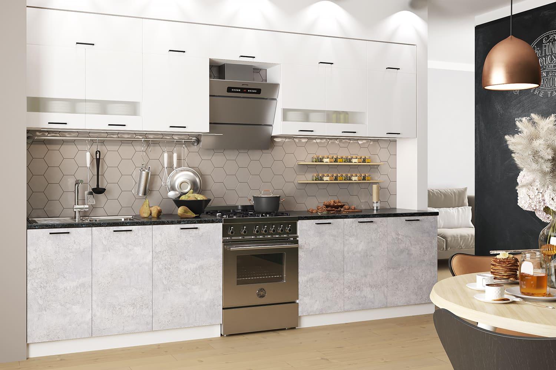 Кухня Дуся 3000