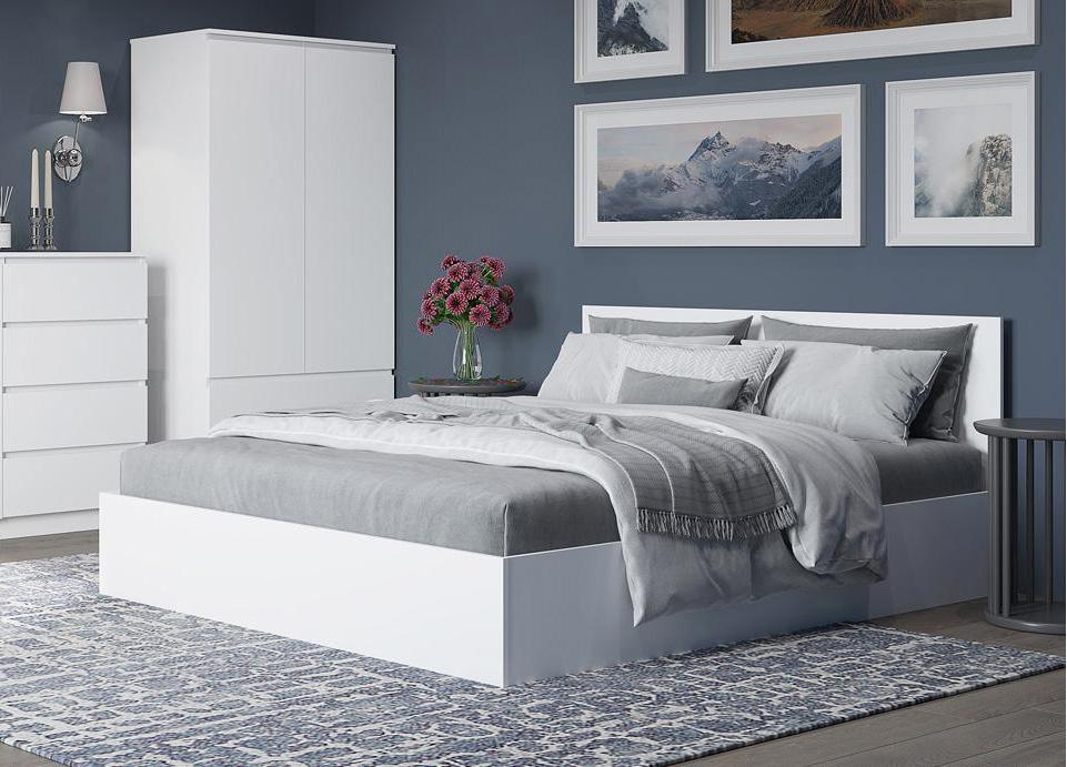 Мори кровать КРМ 1600.1