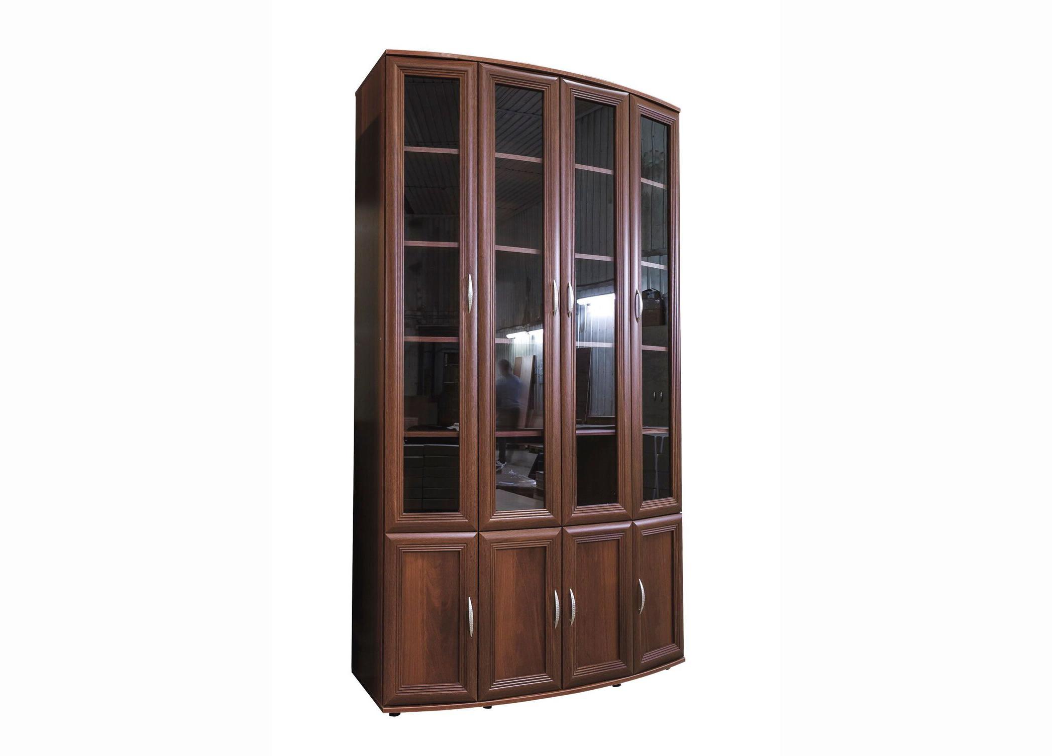 Шкаф эркерный большой № 174