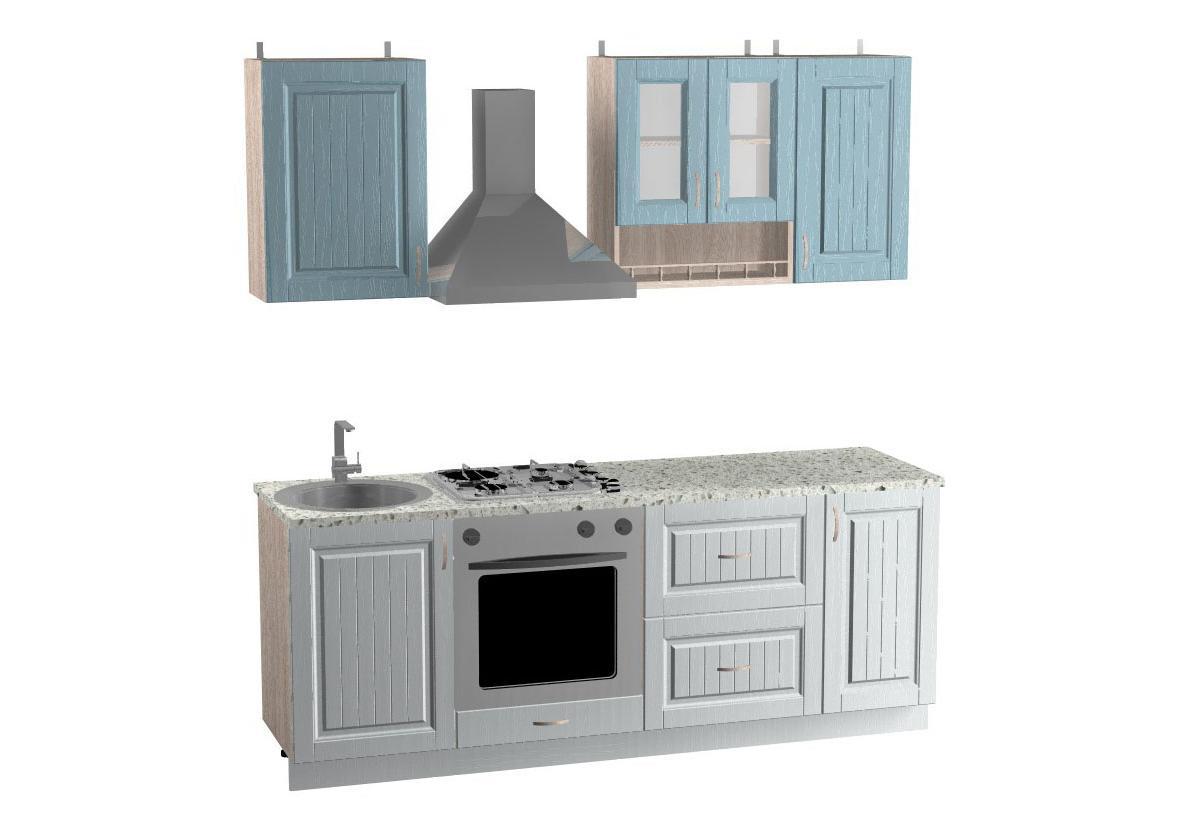 Кухня Кантри 2100