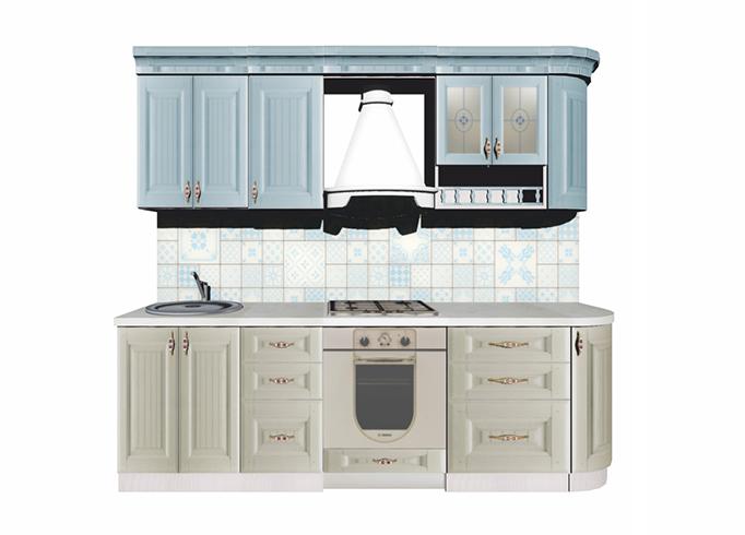 Кухня Кантри 2520