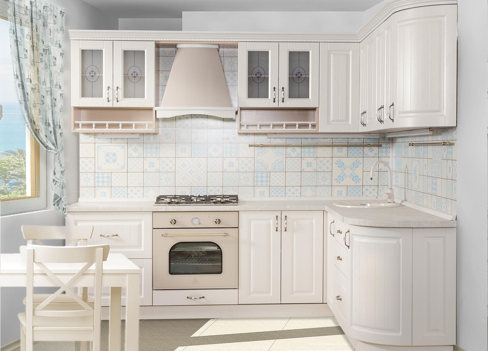 Кухня Кантри  2400/1920