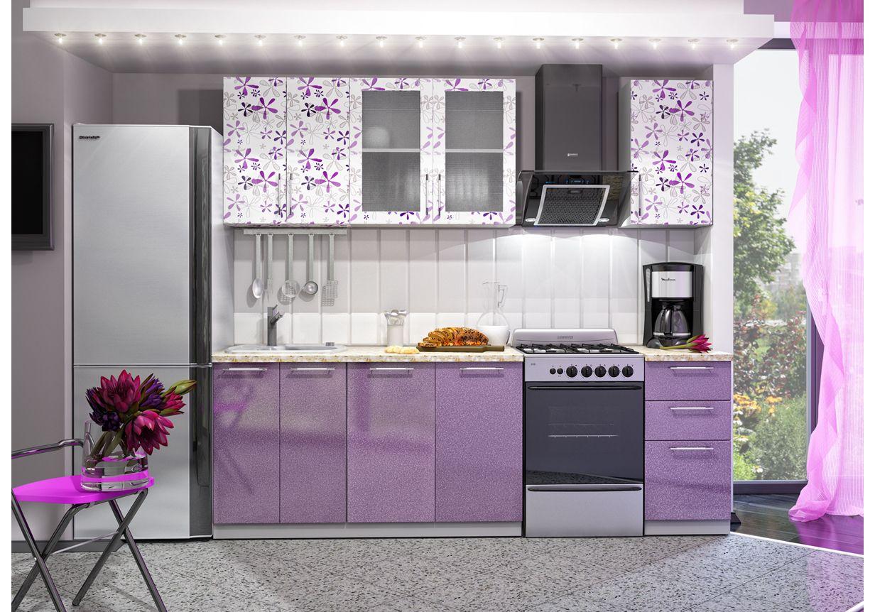 Кухня Флора ПЛК 600 полка