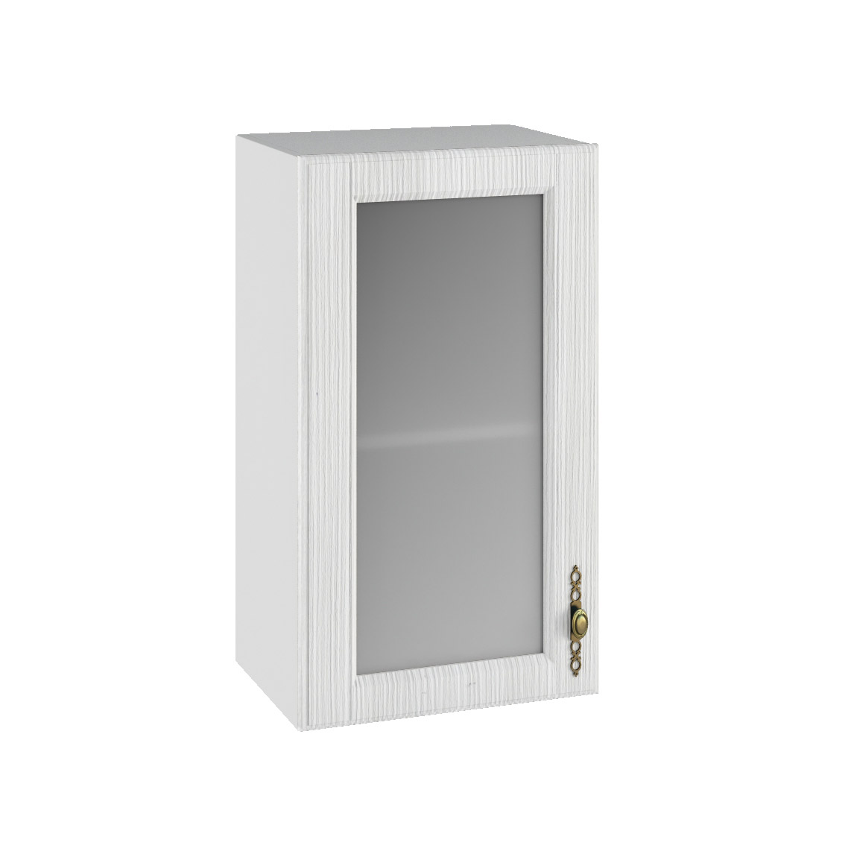 Кухня Империя ПС 400 Шкаф верхний стекло