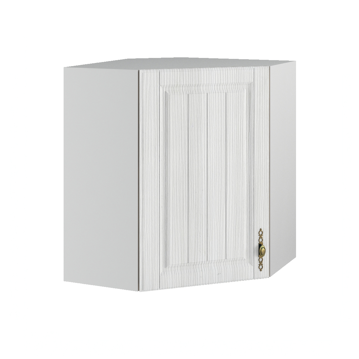 Кухня Империя ПУ 600*600 Шкаф верхний угловой