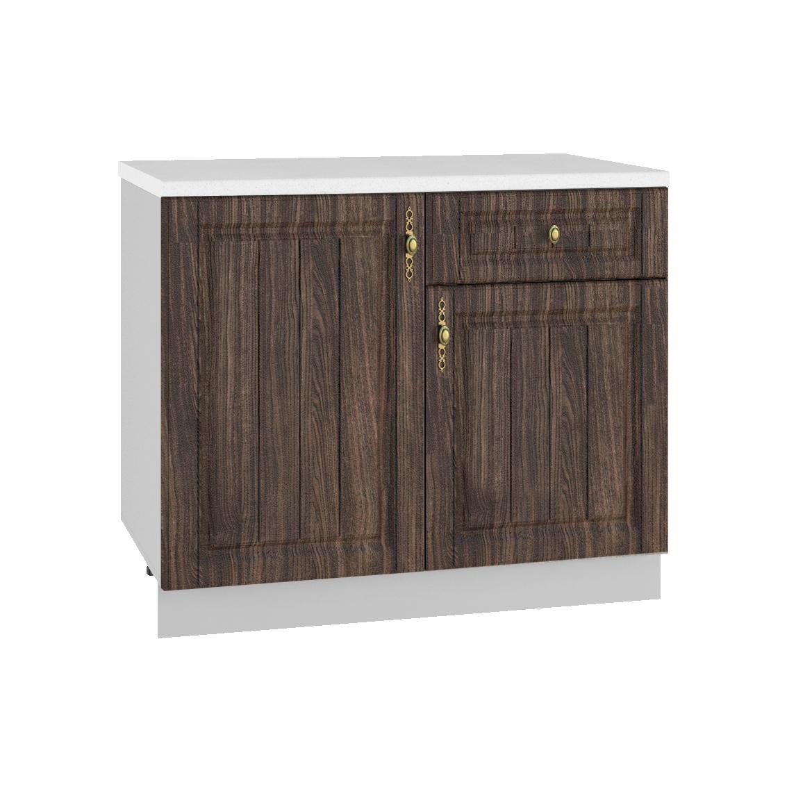 Кухня Империя С 1000 Шкаф нижний