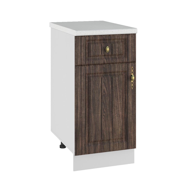 Кухня Империя С1Я 400 Шкаф нижний /1 ящик
