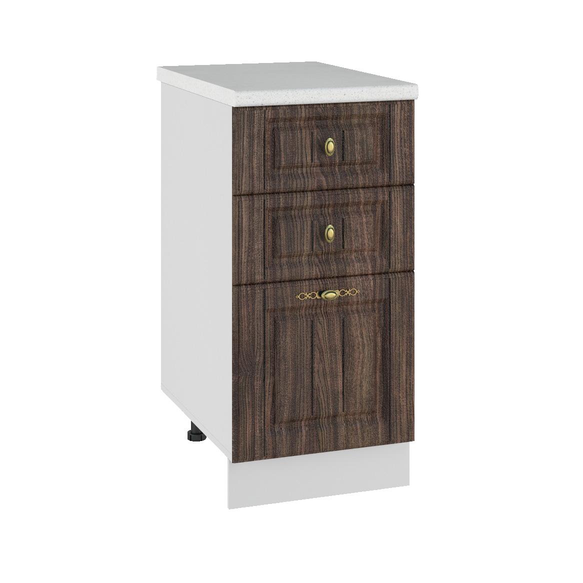 Кухня Империя СЯ 400 Шкаф нижний с ящиками