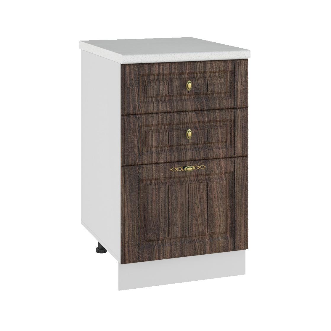 Кухня Империя СЯ 500 Шкаф нижний с ящиками