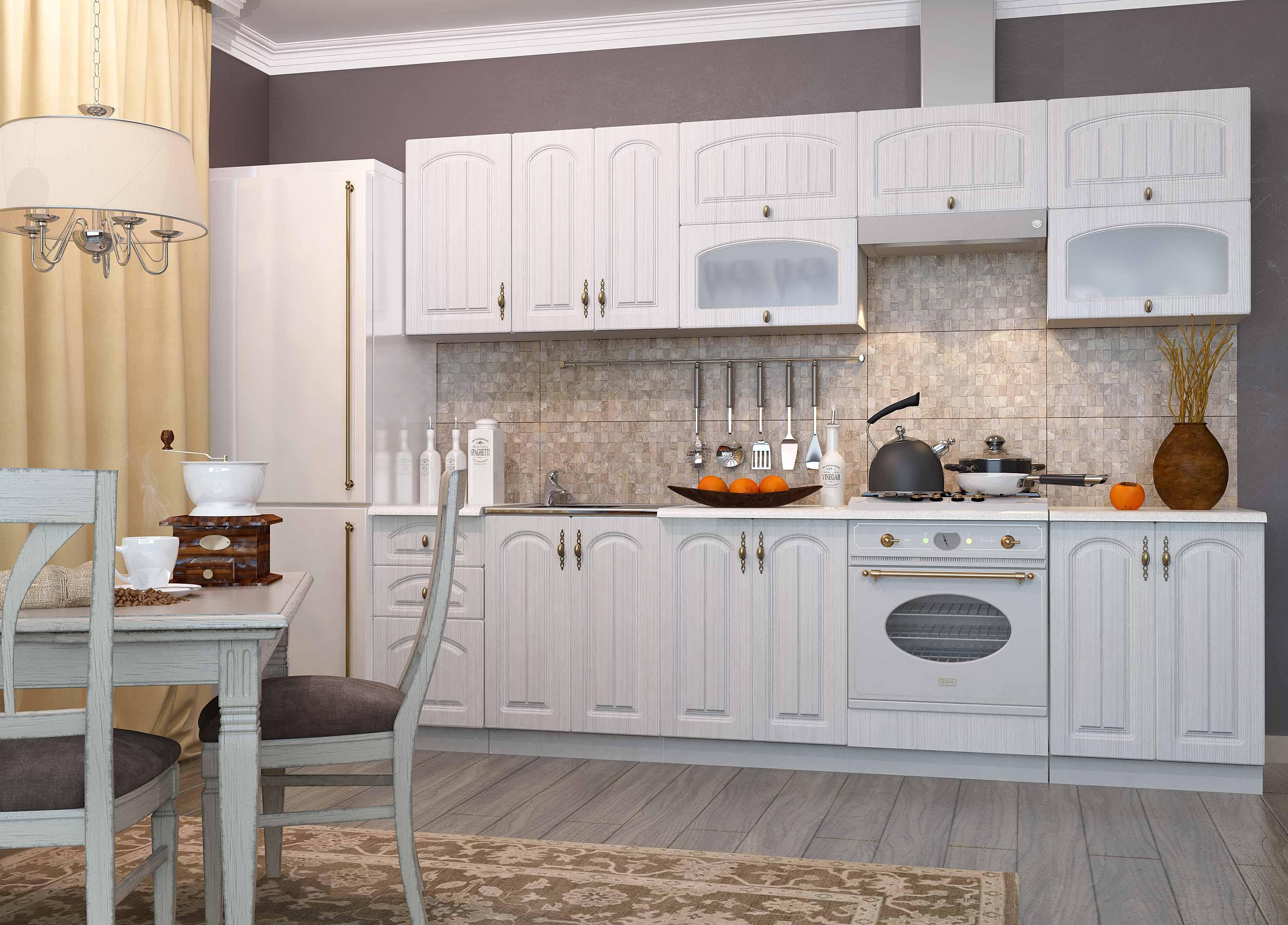 Кухня Монако П 300 Шкаф верхний петли справа