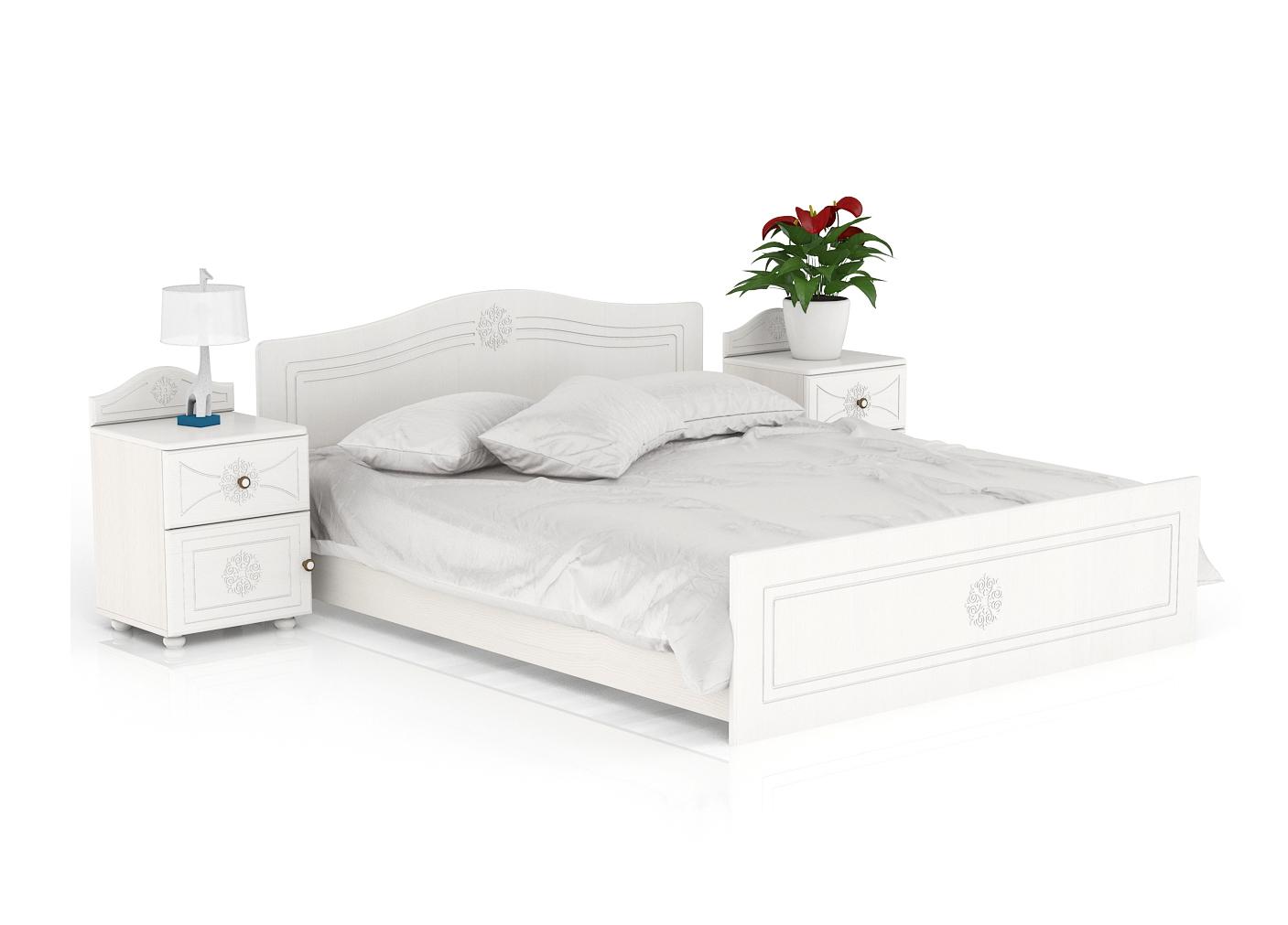 Онега Кровать 1600 с основанием