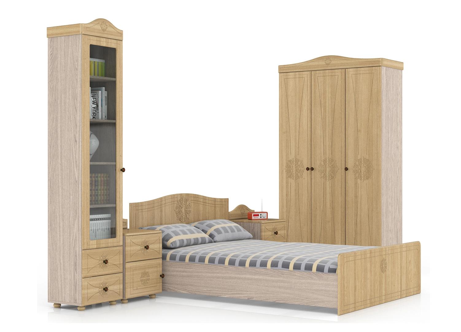 Онега Кровать 1400 с основанием